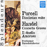 Handel; Purcell: Cantatas (CD)