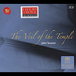 Tavener: The Veil of the Temple (SACD)
