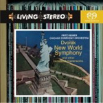 Dvorák: Symphony No 9, 'From the New World' (SACD)
