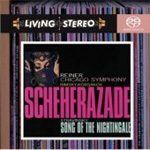 Rimsky-Korsakov: Scheherazade; Stravinsky: Song of the Nightingale (SACD)