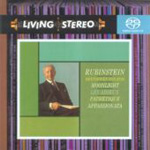 Beethoven: Piano Sonatas Nos 8, 14, 23 and 26 (SACD)