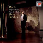 Produktbilde for Bach: English Suites Nos 1, 3 & 6 (CD)