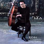Yo-Yo Ma - Simply Baroque (CD)