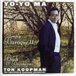 Yo-Yo Ma - Simply Baroque II (CD)