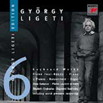 Ligeti Edition, Volume 6 (CD)