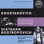 Shostakovich: Violin Concerto No 1; Cello Concerto No. 1 (CD)