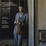 Vivaldi: Late Concertos (CD)