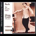 Bach: (6) French Suites (CD)