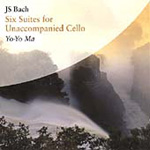 Yo-Yo Ma - Bach: Cello Suites (CD)