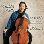 Yo-Yo Ma - Vivaldi's Cello (Remastered) (CD)