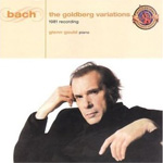 Bach: Goldberg Variations (1981) (CD)