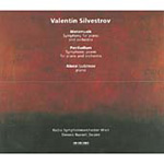 Silvestrov: Metamusik; Postludium (CD)