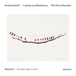 Beethoven: Piano Sonatas Vol. 1 (2CD)