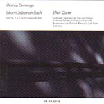 Bach & Carter: Instrumental & Chamber Works (CD)