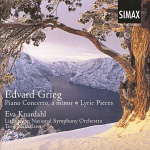 Grieg: Piano Concerto etc (CD)