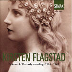 Kirsten Flagstad, Vol.1: The Early Recordings (CD)