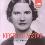 Kirsten Flagstad - Vol.2: Live Performances 1935-48 (CD)