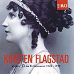 Kirsten Flagstad, Vol.3: Live Performances 1948-57 (CD)