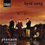 Byrd: Songs (CD)
