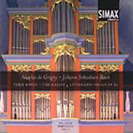 Bach; Grigny: Organ Works (CD)