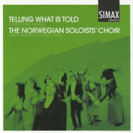 Telling What Is Told (CD)