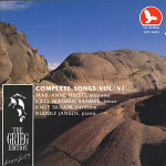Produktbilde for Grieg: Songs, Vol. 6 (CD)