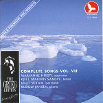 Produktbilde for Grieg: Songs, Vol. 7 (CD)