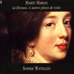 Marais: Works for Bass Viol (CD)