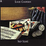 Couperin: Harpsichord Suites (CD)