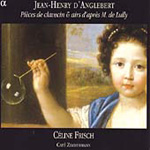 Anglebert: Harpsichord Works and Airs after Lully (CD)