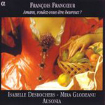 Francoeur: Arias; Violin Sonatas (CD)
