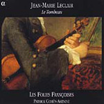 Leclair: Le Tombeau (CD)