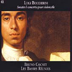 Boccherini: Cello Concertos; Cello Sonatas (CD)