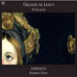 Produktbilde for Lassus: Oracula (CD)
