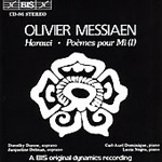 Messiaen: Choral music (CD)