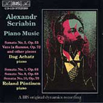 Scriabin: Piano Works (CD)