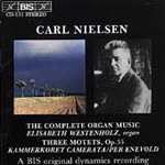 Nielsen: Organ Works & Motets (CD)