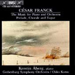 Franck: Music for Piano and Orchestra (CD)