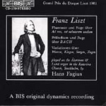 Liszt: Organ Works (CD)