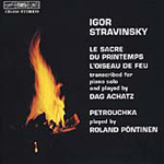Stravinsky. Piano Works (CD)
