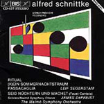 Schnittke: Orchestral & Vocal Works (CD)