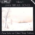 Sibelius: Songs, Vol. 1 (CD)
