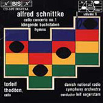 Schnittke: Cello Works (CD)