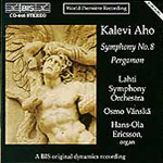 Aho: Symphony No 8; Pergamon (CD)