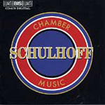 Schulhoff: Chamber Works (CD)