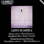 Sumera: Orchestral Works (CD)