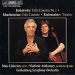 Kabalevsky/Khachaturian/Rachmaninov: Works for Cello (CD)