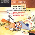 Ruders: Orchestral Works (CD)