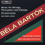 Bartók: Orchestral Works (CD)