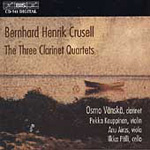 Crusell: The Three Clarinet Quartets (CD)